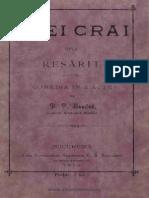 Trei Crai de La Rasarit - B.P.hasdeu