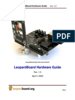 LeopardBoard Hardware Guide