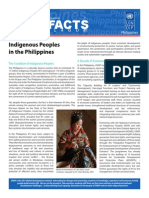 FastFacts6 - Indigenous Peoples in the Philippines Rev 1.5