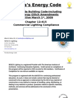 2010- Florida Lighting Energy Code