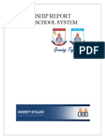 Allied School System Internship Report