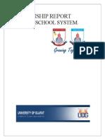 Allied School System Internship Report