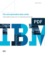IBM Next Generation Data Center