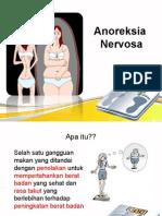 anoreksia nervousa