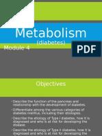 NCLEX Metabolism