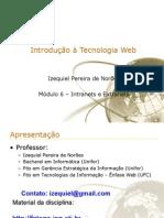 Introdução à Tecnologia Web - módulo 6