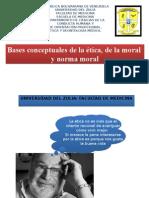 1-Bases Conceptuales de La Etica y La Moral. (1)