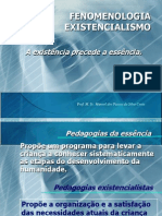 12 - FENOMENOLOGIA-EXISTENCIALISMO