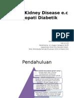 referat CKD dan nefropati diabetik