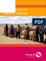 Manual de Guzgamiento de Alpacas y Llamas