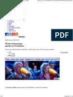 Marta Traiu Porque Queria Ser Presidenta _ Conversa Afiada