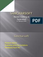Sancharsoft Workshop