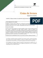 ICSE Guías de Lectura U3