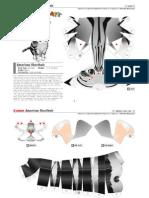 owl papercraft