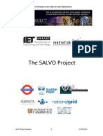 SALVO Project Innovations Descriptor v2