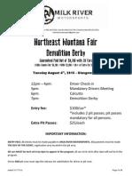 Fair Derby 2015