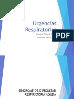 Urgencias Respiratorias Completo