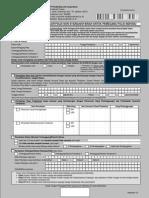 Form 04 Perubahan Major
