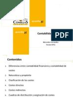 Contabilidad de Costes 2013-2014
