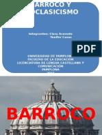 Barroco y Neoclasicismo Clara y Jeny