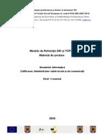 Mp2_modele de Referinţă OsModele de referinţă OSI_TCPIP STANICA GIOVANNAi_tcpip Stanica Giovanna