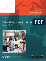 Valoración y manejo del dolor (tercera edición)