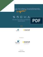 eBook Recebi Investimento e Agora