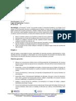 Itinerario Formativo de Direccion de Recursos Humanos en La