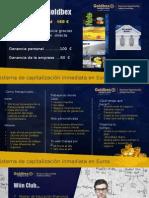 Goldbex - Presentacion