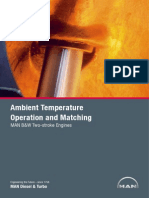 Ambient Temperature Operation and Matching