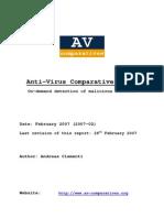 Informe Antivirus 02-07