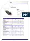 SFP Bidirectional Single Fiber Transceivers