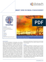 CS_ Enabling the Smart Grid in India-Puducherry Pilot Project