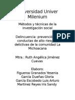 Equipo 4 La Michoacana