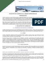 Registro de Comércio e Livros Empresariais