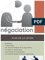La Negociation