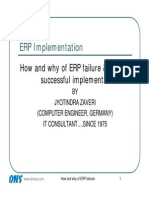10 ERP Success Failure