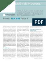 Norma Isa s88 Procesos batch