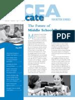 2008 MECA, Block Schedules & Middle School Reform