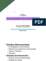2da Clase Estudios Transversales