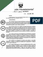 R.VM. N° 017-2015-MINEDU - TodoDocumentos.info -