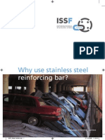 ISSF Why Use Stainless Steel Reinforcing Bar English