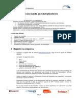 AFPnet - Guía Rápida Para Empleadores - TodoDocumentos.info