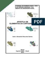 Apostila Elementos Cartografia