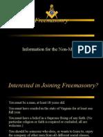 Masosnry Info Slide Show