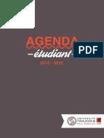 Agenda Students 2014-2015