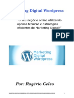 eBook Marketing Digital Wordpress