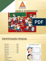 ATPS – Educação e Diversidade Slides 2013