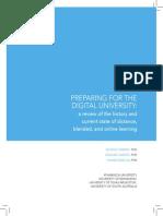 Preparing Digital University