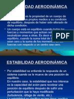 ESTABILIDAD AERODINÁMICA PV10